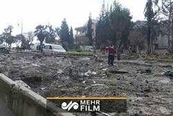 ادلب میں دھماکے سے 2 افراد ہلاک