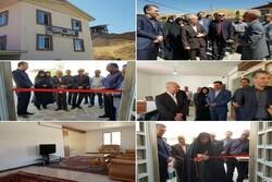 طرح های عمرانی خدماتی دماوند در نخستین روز از هفته دولت افتتاح شد
