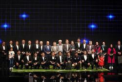 برترینهای فوتبال ایران معرفی شدند/ علیرضا بیرانوند مرد سال شد