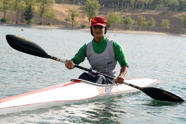 شهلا بهروزیراد در رده چهارم مسابقات جهانی پاراکانو ایستاد