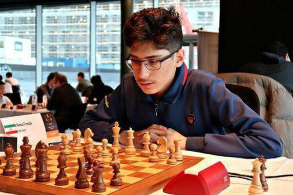 شکست فیروزجا مقابل بخت نخست قهرمانی در جام جهانی شطرنج