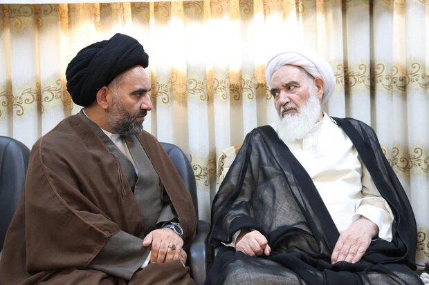 تقدیر امام جمعه پل دختر از کمکهای کرمانشاهیها به مردم سیل زده
