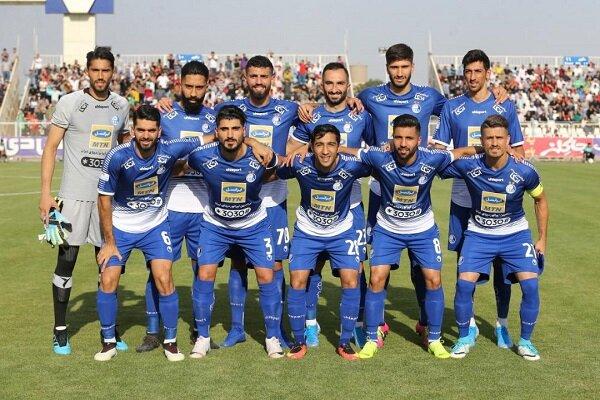 ترکیب استقلال برای دیدار با فولاد خوزستان اعلام شد