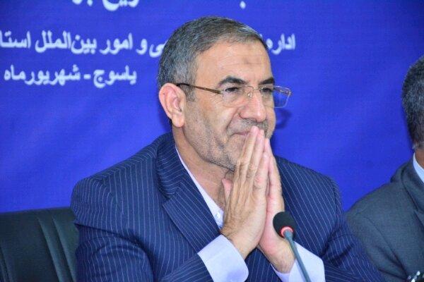 آمریکا بداند مردم ایران منتقم خون شهید سلیمانی خواهند بود