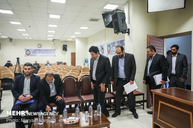 چهارمین جلسه دادگاه اخلالگران در نظام تولیدی کشور