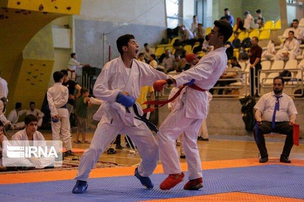 Iran wins intl. karate tournament in Kermanshah province