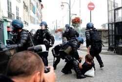 French police violence against protesters sparks widespread outrage
