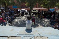 ۳۰ نمایش در دومین روز جشنواره تئاتر خیابانی مریوان به اجرا درآمد