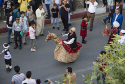 14th Mariwan Intl. Street Theater Festival