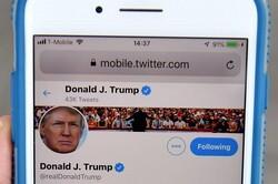 مقابله ترامپ با قانونی درباره بلوکه کردن افراد در توئیتر