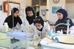 ۶۶۴ پژوهش سرای دانش آموزی در کشور راه اندازی شده است