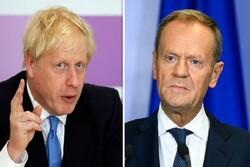 بالا گرفتن دعوا میان لندن و بروکسل بر سر برگزیت/ جانسون سومین قربانی جدایی