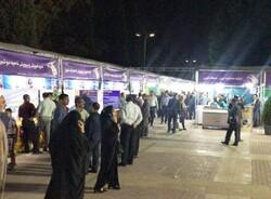 جشنواره خدمت در شیراز برگزار شد/ حضور ۱۰۰ دستگاه