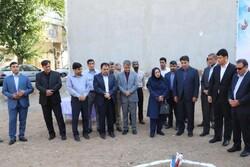 عملیات ساخت شیرخوارگاه فرشتگان در خرمآباد آغاز شد