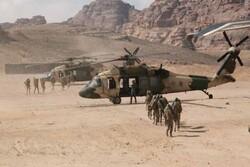 آغاز رزمایش «شیر در کمین» در اردن و عربده کشی سخنگوی تروریستهای آمریکایی