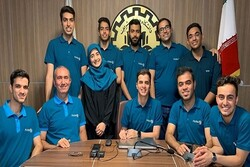 Iranian Sharif uni. students win 1st place at 2019 AIAA competition