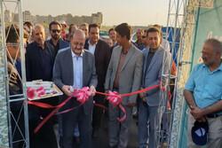 بلوار فرهنگ در شهرک دانش دانش قزوین افتتاح شد