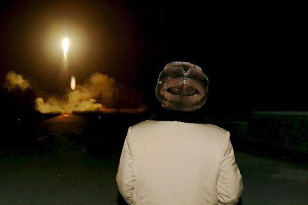 کره شمالی یک سکوی پرتاب موشک چندگانه را با موفقیت آزمایش کرد