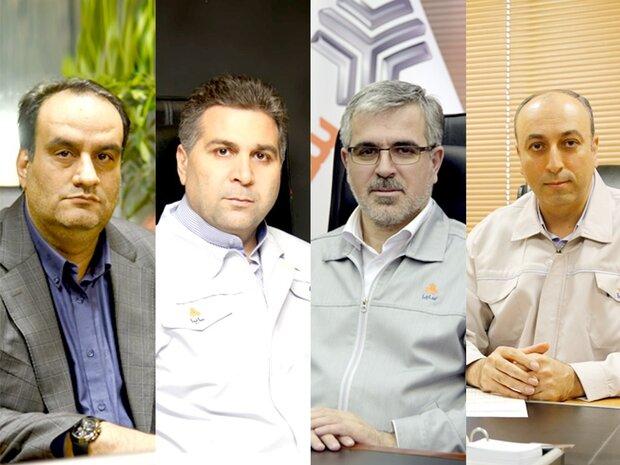اعضای جدید هیاتمدیره گروه خودروسازی سایپا معرفی شدند