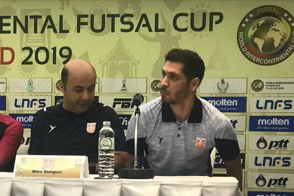 حضور در جام باشگاههای فوتسال جهان فرصت خوبی برای ایران است