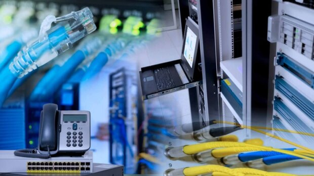 How much Iranians spend on ICT hardware and services?