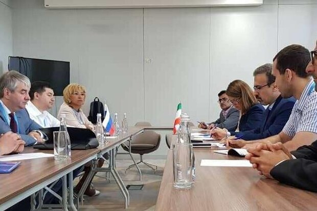 Iran, Russia discuss development of vocational, technical coop.