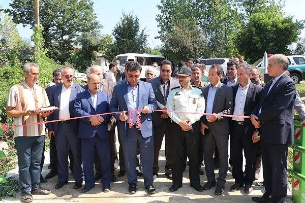 ۳ طرح عام المنفعه در شهرستان شفت افتتاح شد