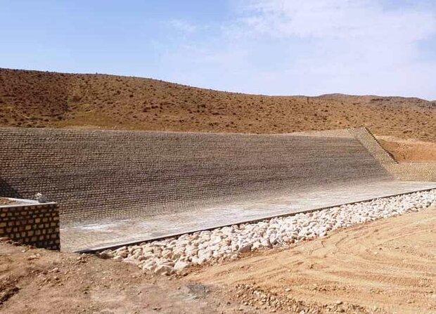 ۲ میلیارد تومان اعتبار در پروژههای آبخیزداری آرادان هزینه شد