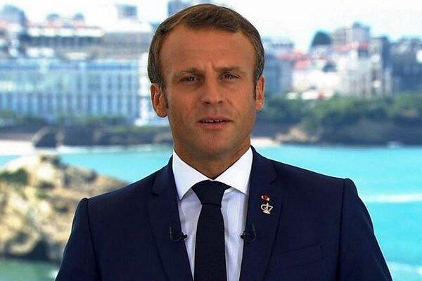 Fransa Cumhurbaşkanı Macron ile İsrail güçleri arasında gerginlik