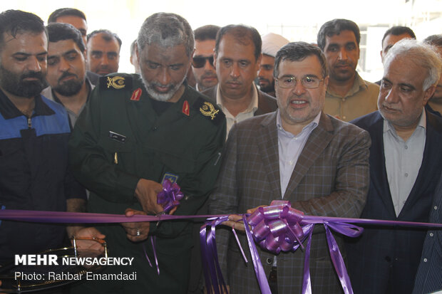 12 projects inaugurated in Bandar Lengeh