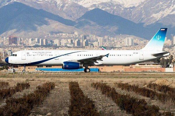 شركات الطيران الإيرانية تعلن استعدادها لنقل زوار أربعينة الإمام الحسين(ع)
