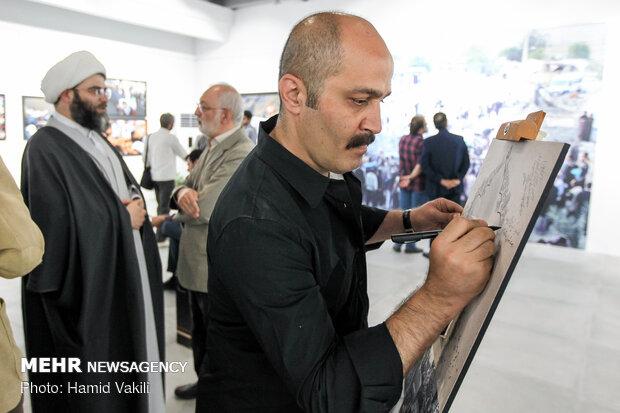 نمایشگاه عکس «این شرح بینهایت»