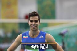 کسب سهمیه المپیک توسط حسن تفتیان در دو و میدانی