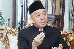 Indonesian Ambassador to Iran Octavino Alimudin