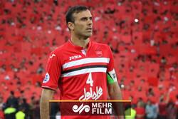 سید جلال حسینی: حق شجاع بود بهترین مدافع انتخاب شود