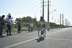 رکابزنان تبریزی در بیستمین دوره تور کندوان خوش درخشیدند