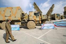Army cmdr. visits 'Bavar-373' missile system