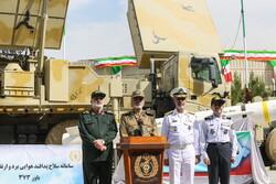 """İran Ordu Komutanı """"Bavar-373"""" savunma sistemini inceledi"""