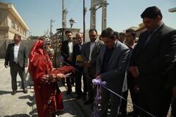 افتتاح وکلنگ زنی۱۴۰پروژه در آق قلا/لایروبی ۱۱ کیلومتر از گرگانرود