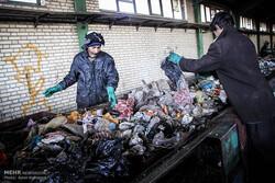 زباله های۲۲۰ روستا به سایت محمد آباد قزوین منتقل می شود