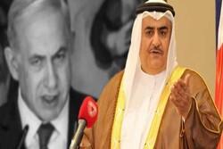 تماس تلفنی وزیران خارجه بحرین و رژیم صهیونیستی