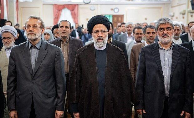 نمایندگان مجلس در تقدیر از رئیس قوه قضائیه بیانیه صادر میکنند