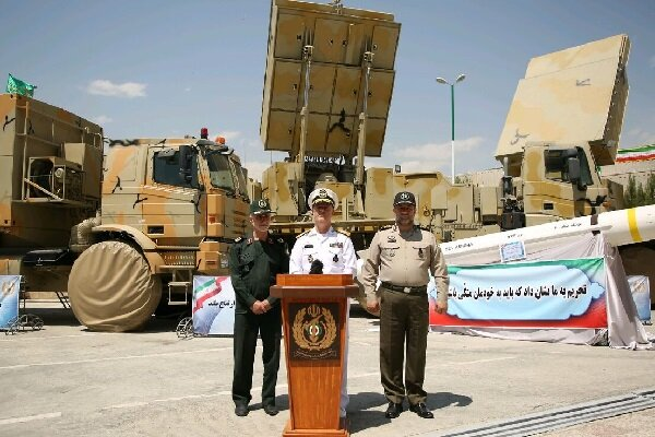 Iranian fleets to be equipped with homegrown air defense systems: Khanzadi