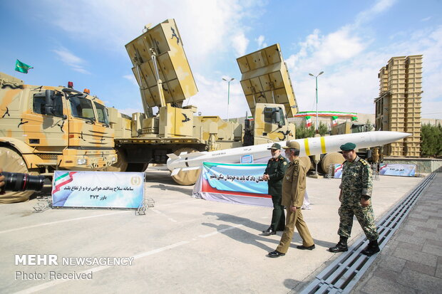 سوریه به دنبال خرید سامانه موشکی باور ۳۷۳ از ایران است