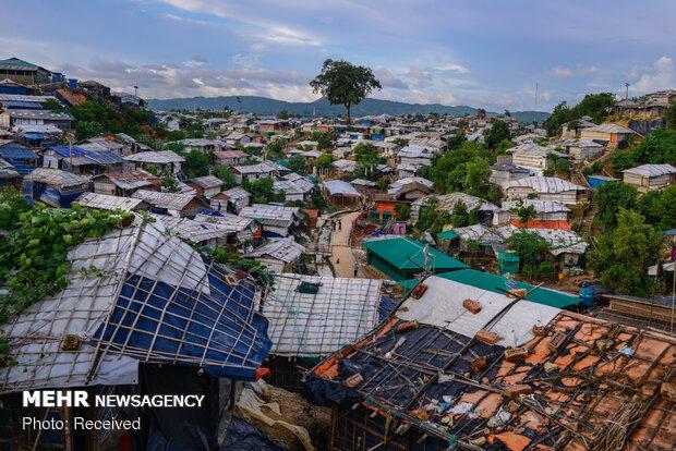 مسلمانان روهینگیا پس از دو سال آوارگی