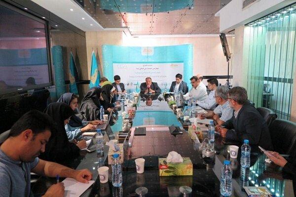 المؤتمر الصحفي للدورة الرابعة من اجتماعات (EISA)
