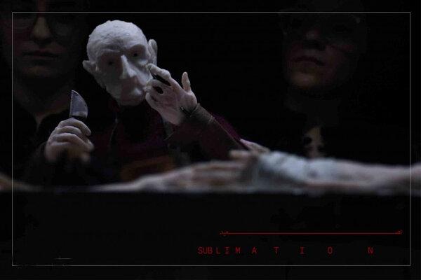عروسکی که روی صحنه تئاتر کالبدشکافی میشود/اسطوره مرگ در «تصعید»