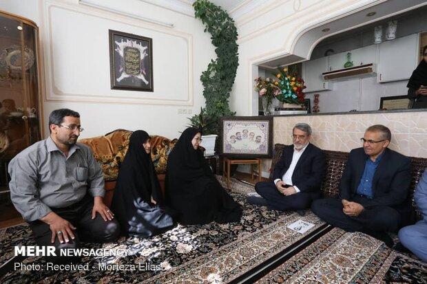 سفر عبدالرضا رحمانی فضلی وزیر کشور به استان زنجان