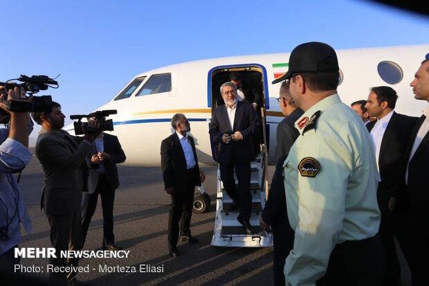 وزير داخلية قرغيزيا: التعاون مع ايران يحظى باهمية خاصة