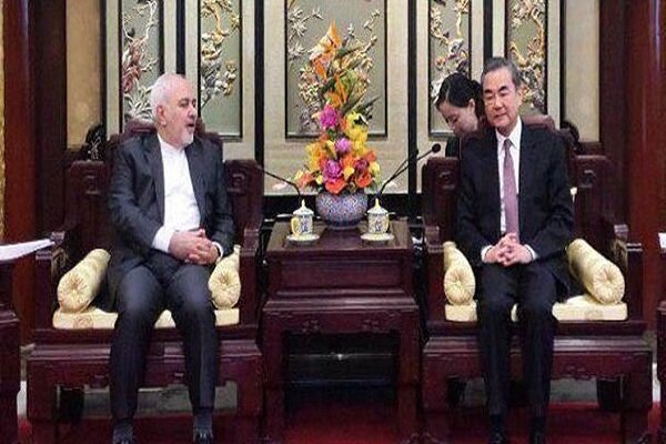 Chinese FM stresses safeguarding Iran's legitimate rights in JCPOA